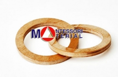 Два деревянных кольца