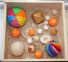 Коробка чудес - набор игрушек