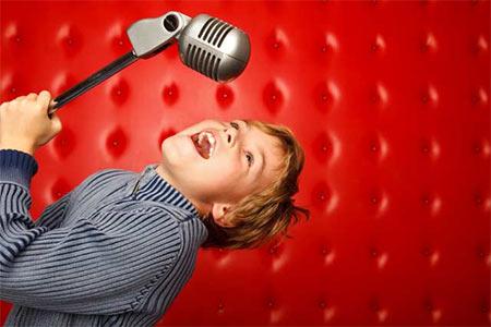 Развитие вокальных данных